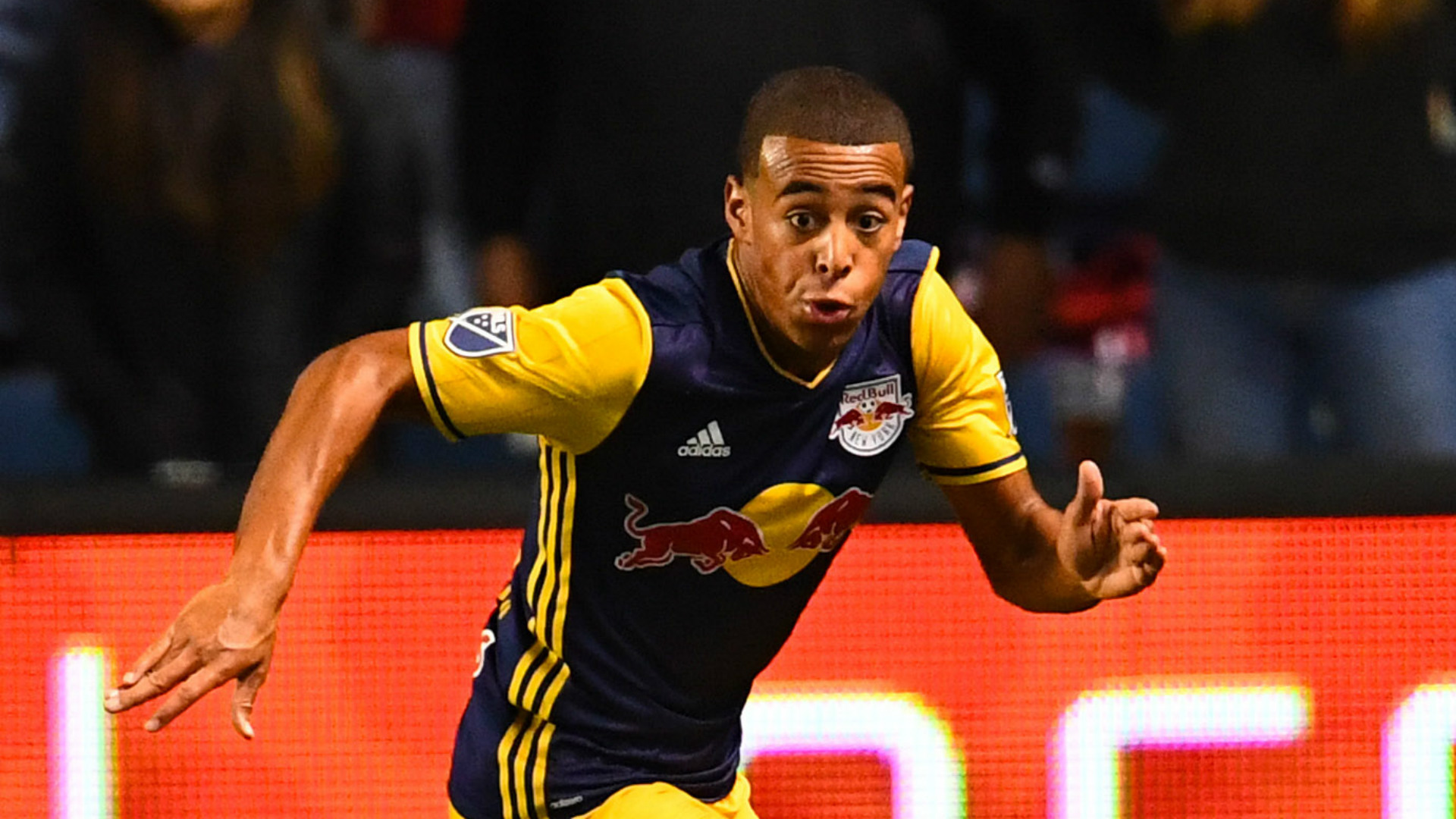 Tyler Adams MLS Red Bulls 10252017