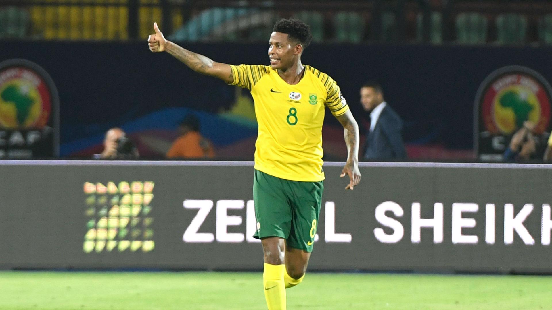 South Africa v Namibia - Bongani Zungu - June 2019
