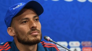 David Silva Espanha Copa do Mundo 30 06 2018