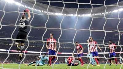 Jan Oblak Atletico Barcelona LaLiga