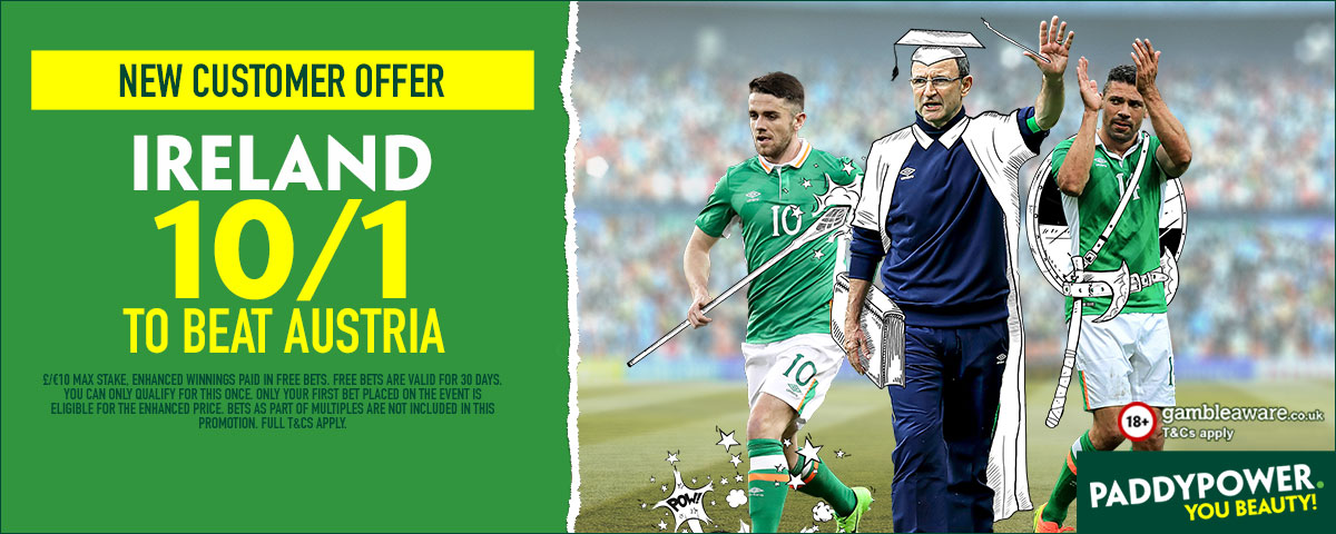 GFX Ireland Austria enhanced betting