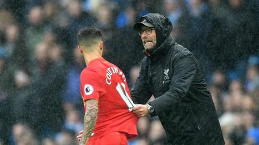 Philippe Coutinho Jurgen Klopp Liverpool