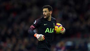 Hugo Lloris Tottenham Hotspur 2018-19