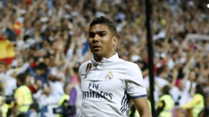 Casemiro Real Madrid La Liga