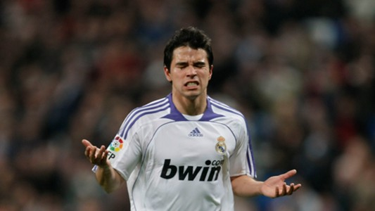 Javier Saviola Real Madrid