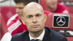 Marcel Keizer, Ajax - FC Utrecht, Eredivisie 11052017
