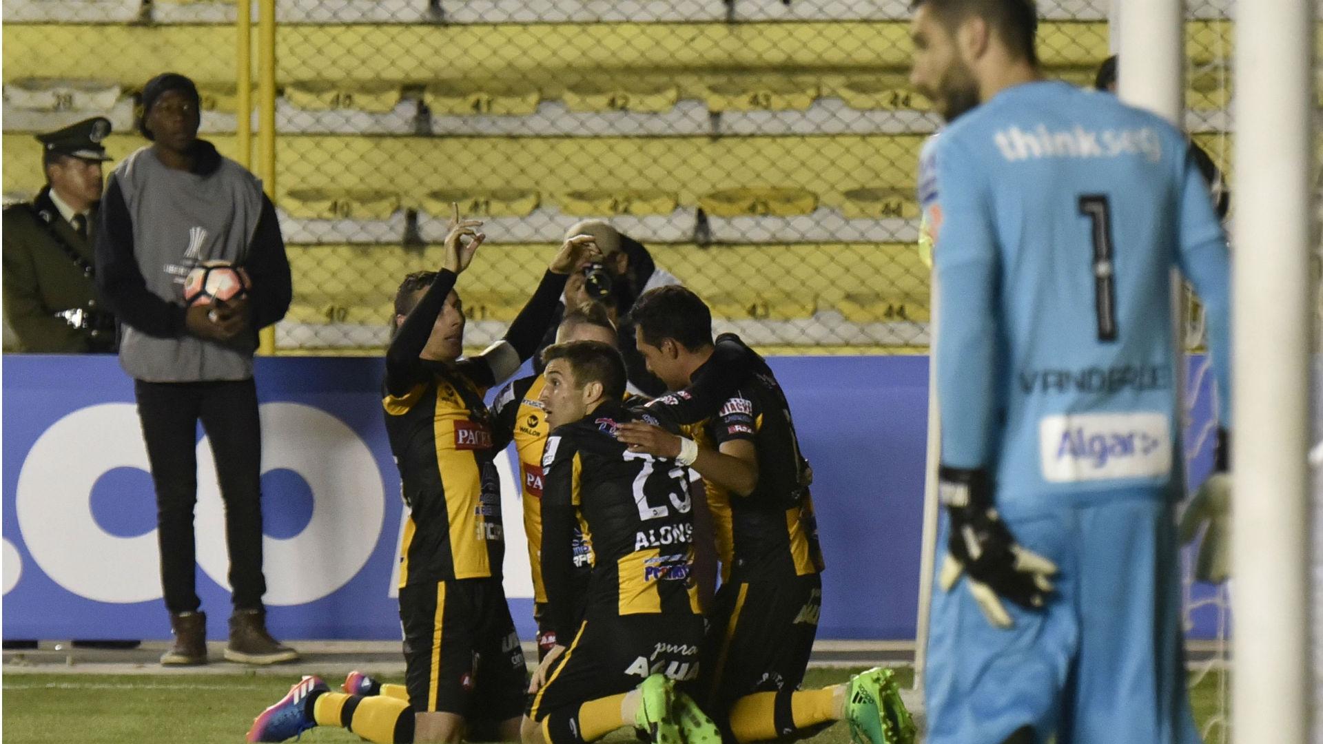 The Strongest Copa Libertadores