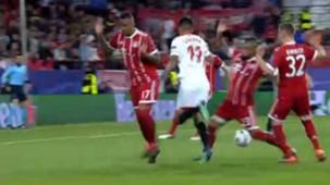 Correa Vidal Sevilla Bayern
