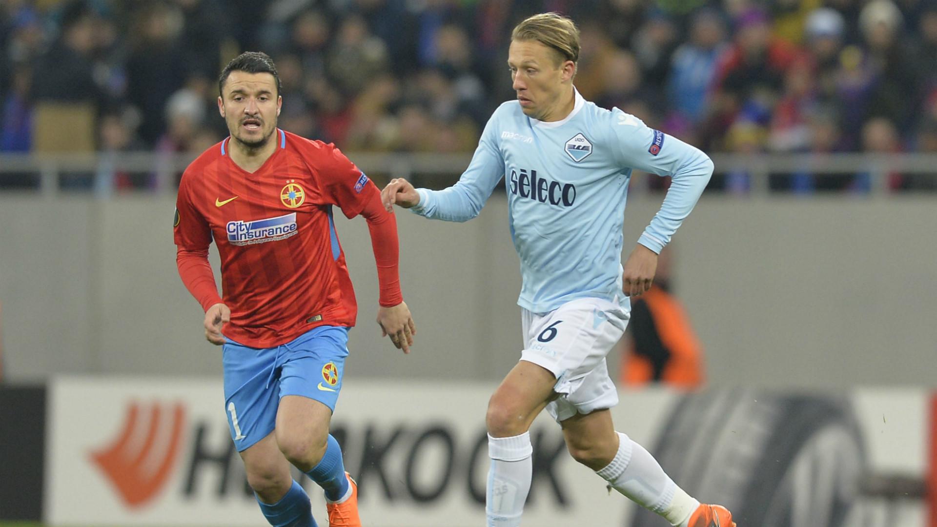 Lucas Leiva Steaua Lazio