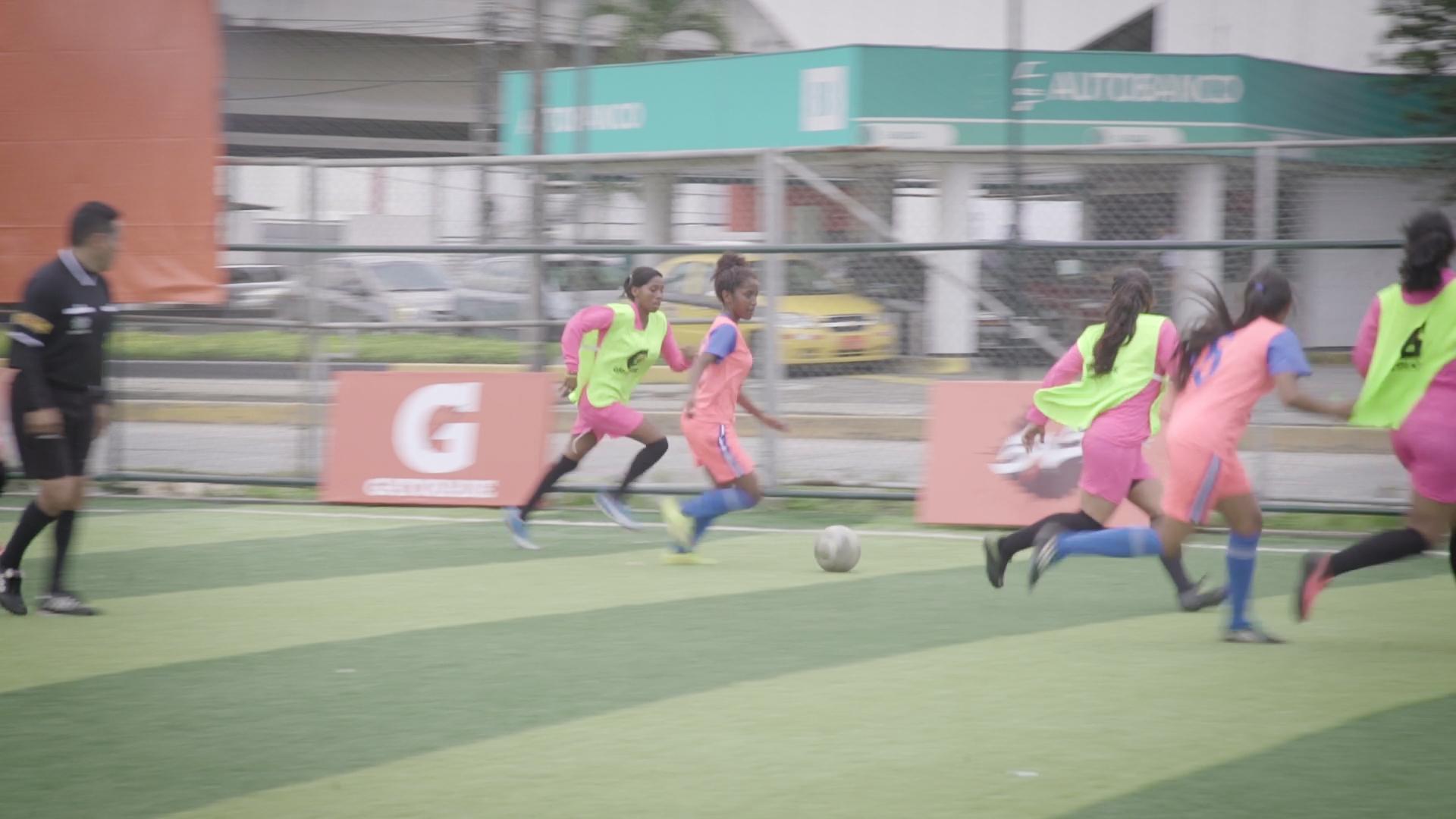 Gatorade 5V5 Femenino Guayaquil
