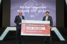 Bengaluru FC SOuth Zone CHampions