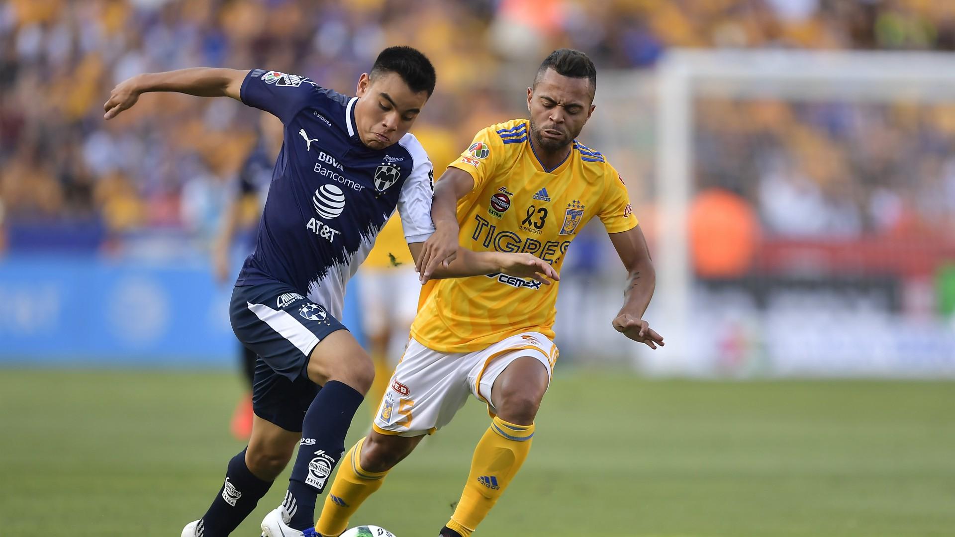 Tigres Monterrey Rafael Carioca Carlos Rodríguez