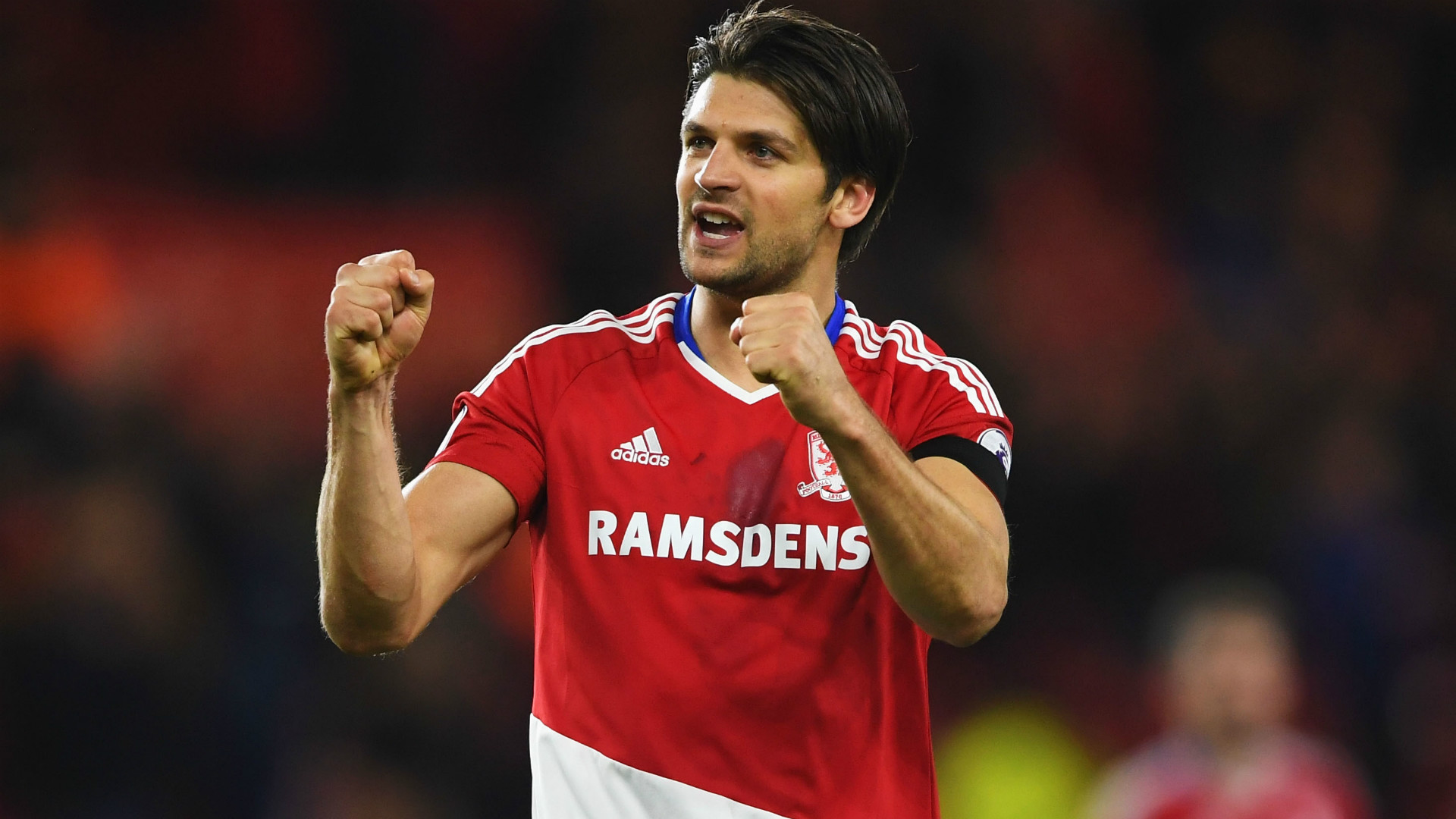 George Friend Middlesbrough Premier League
