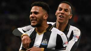 Jamaal Lascelles Newcastle United Championship