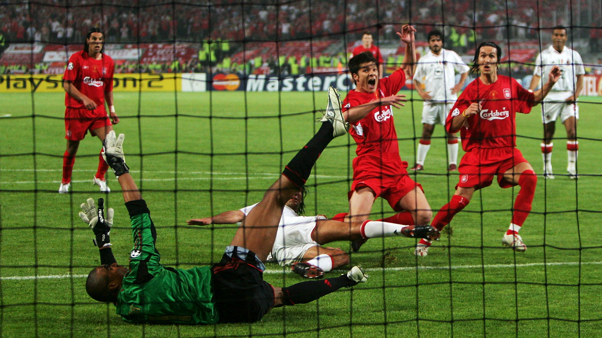 Liverpool Champions League 2004-05
