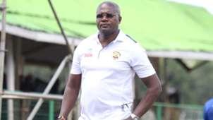 Ulinzi coach Dunstan Nyaudo.j