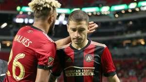 Carlos Carmona Anton Walkes Atlanta United