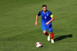 Lucas Tousart U20 France