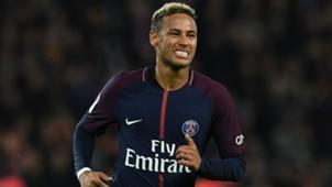 Neymar PSG Lyon Ligue 1 17092017