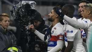 Nabil Fekir Lyon PSG Ligue 1 21012018