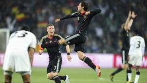 Mesut Özil, WM 2010, Deutschland - Ghana, 23062017