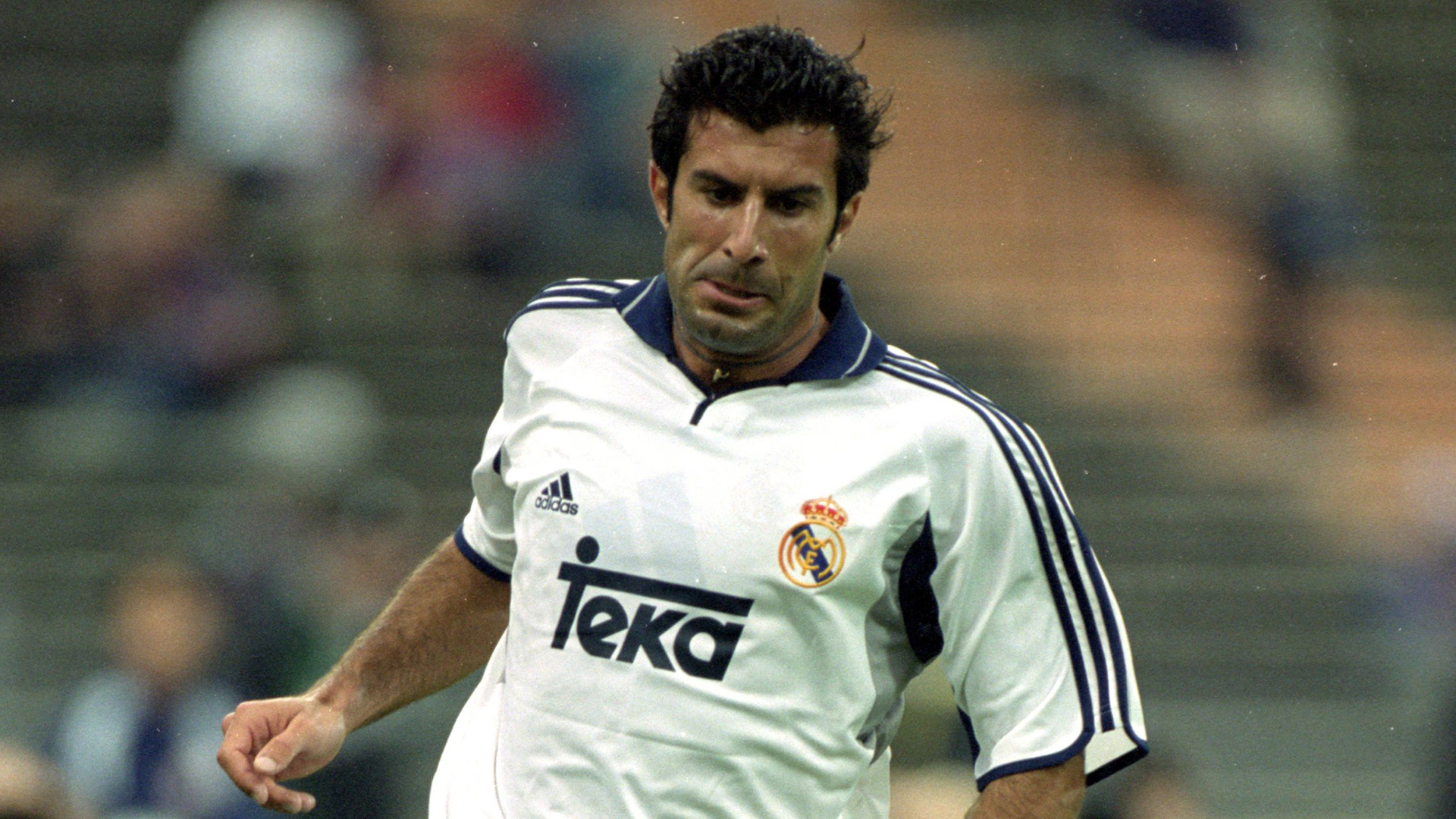 Luis Figo Real Madrid 2000