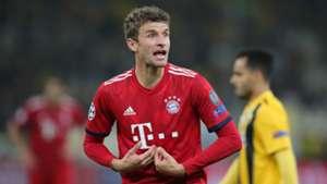 Thomas Müller FC Bayern AEK
