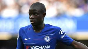 Kante calms Chelsea exit rumours by ignoring talk of Real Madrid interest