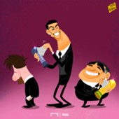 FIFA The Best Awards Cartoon