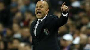 Luigi Di Biagio Italy coach
