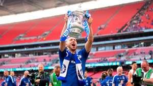 Eden Hazard FA Cup Final Chelsea Manchester United
