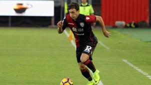 Niccolò Giannetti Cagliari Serie A