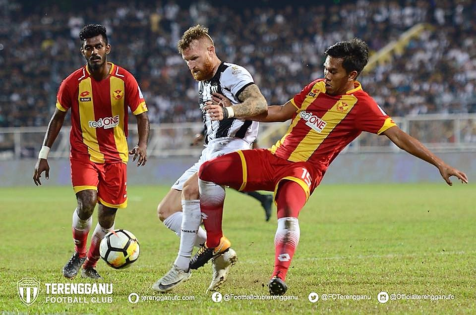 Namathevan Arunasalam, Ashmawi Yakin, Selangor, Lee Tuck, Terengganu FC, Malaysian FA Cup, 16032018
