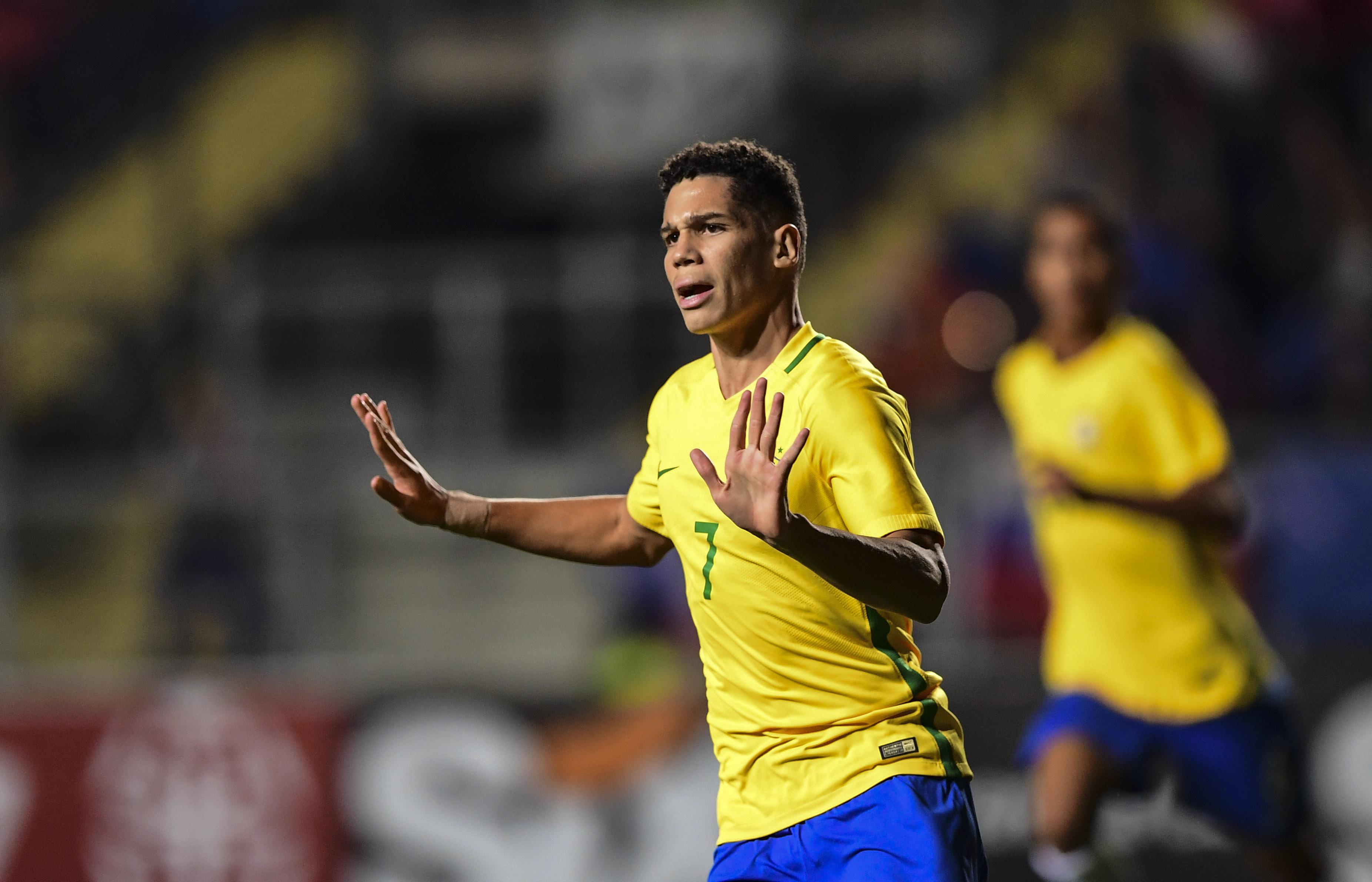Paulinho Brazil U17