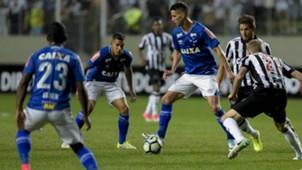 Lucas Romero Thiago Neves Adilson Rafael Moura Atlético-MG Cruzeiro Campeonato Brasileiro 02072017