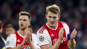 Matthijs de Ligt, Ajax - Juventus, 04102019