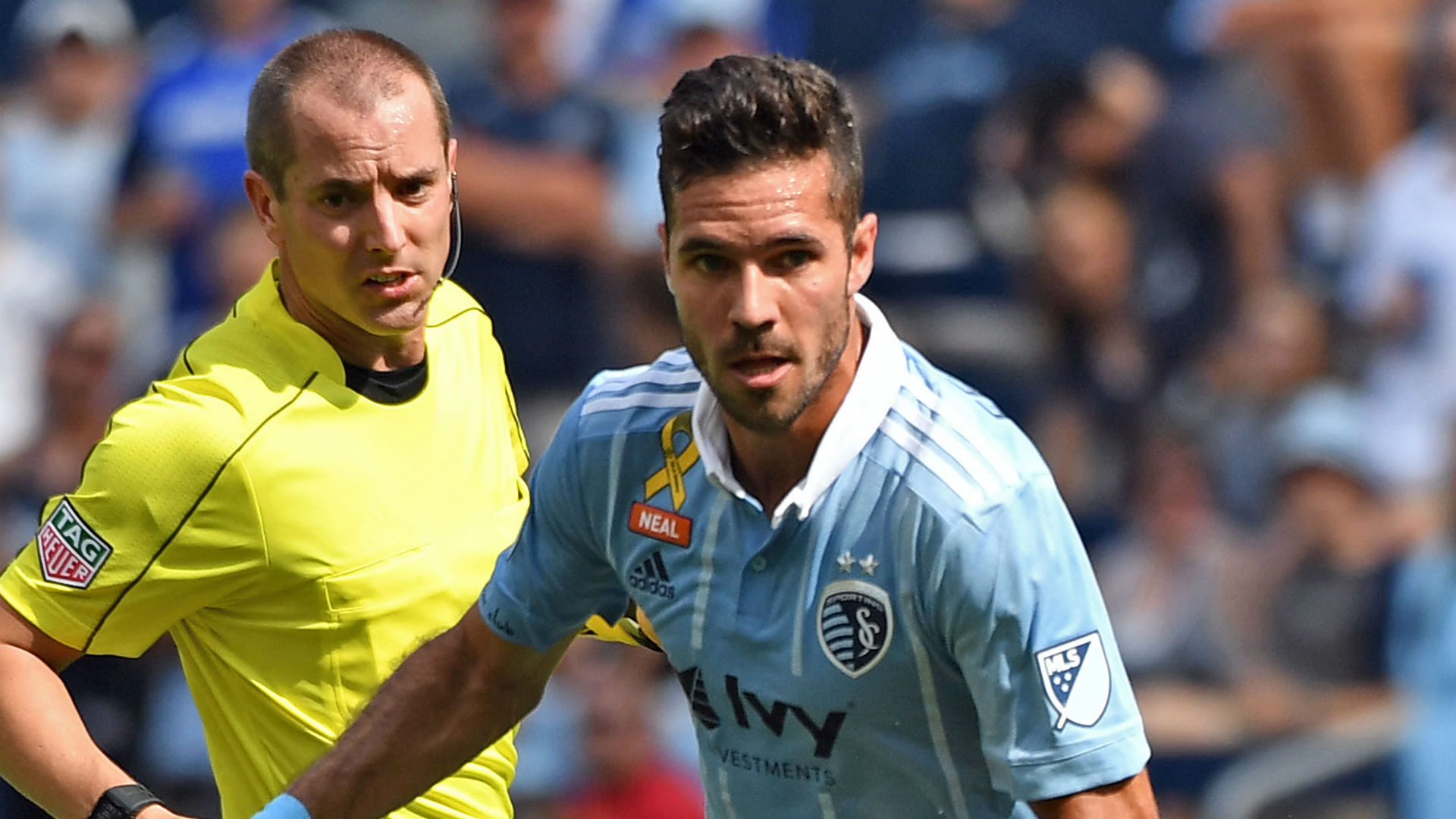 Benny Feilhaber Sporting KC