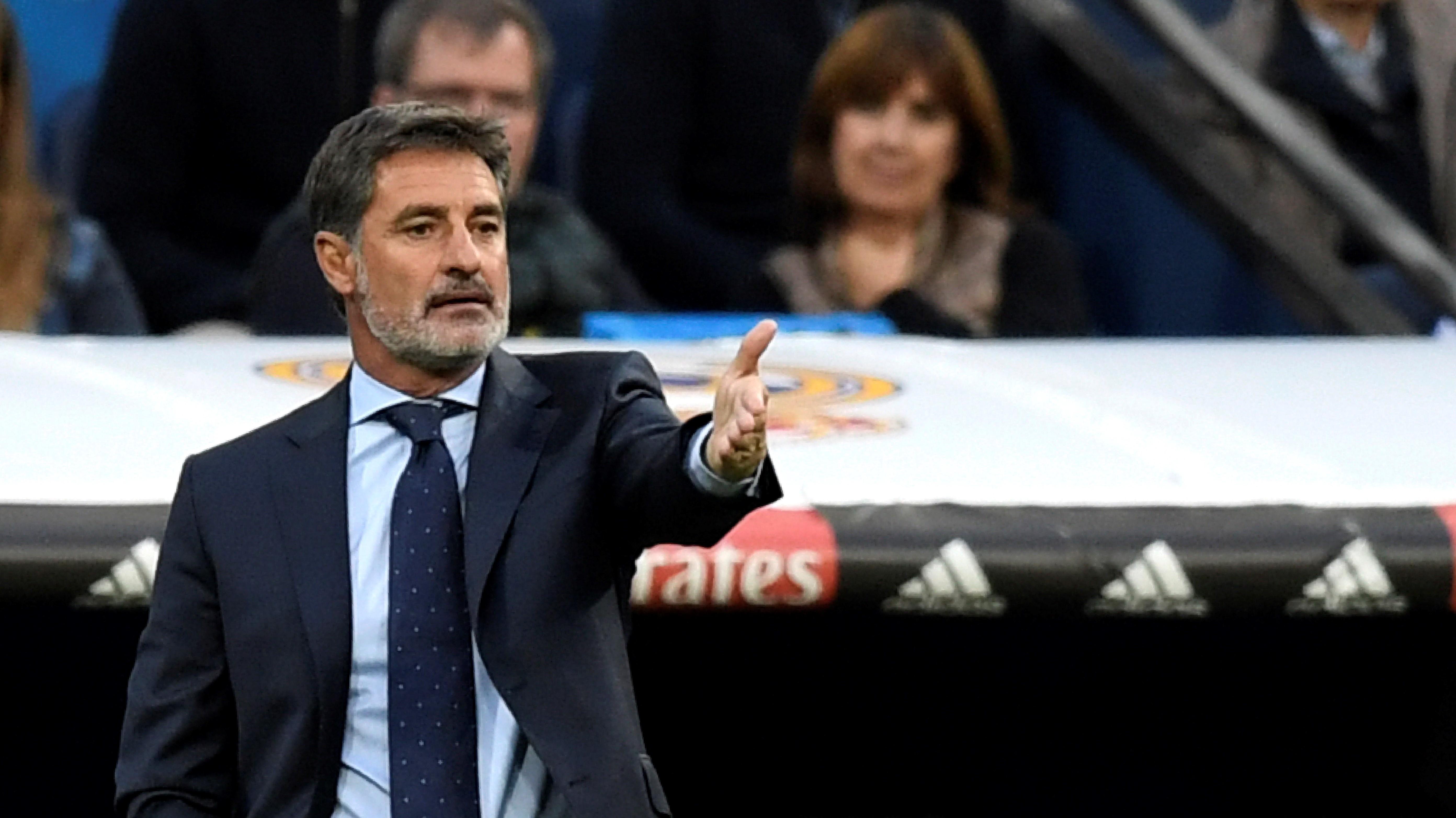 Michel Real Madrid Malaga LaLiga 25112017