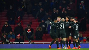 Manchester City Arsenal