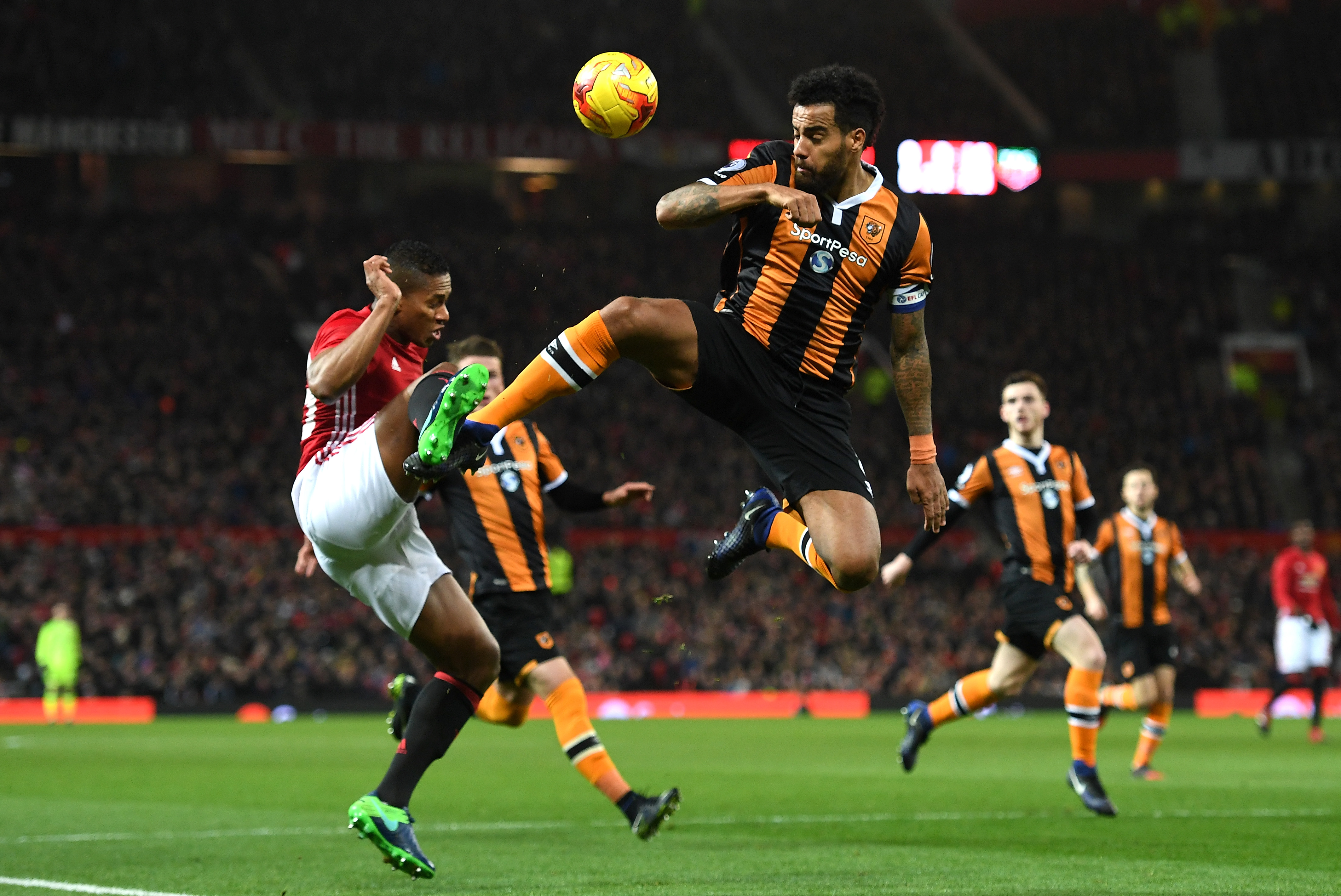 Manchester United vs Hull City Highlights