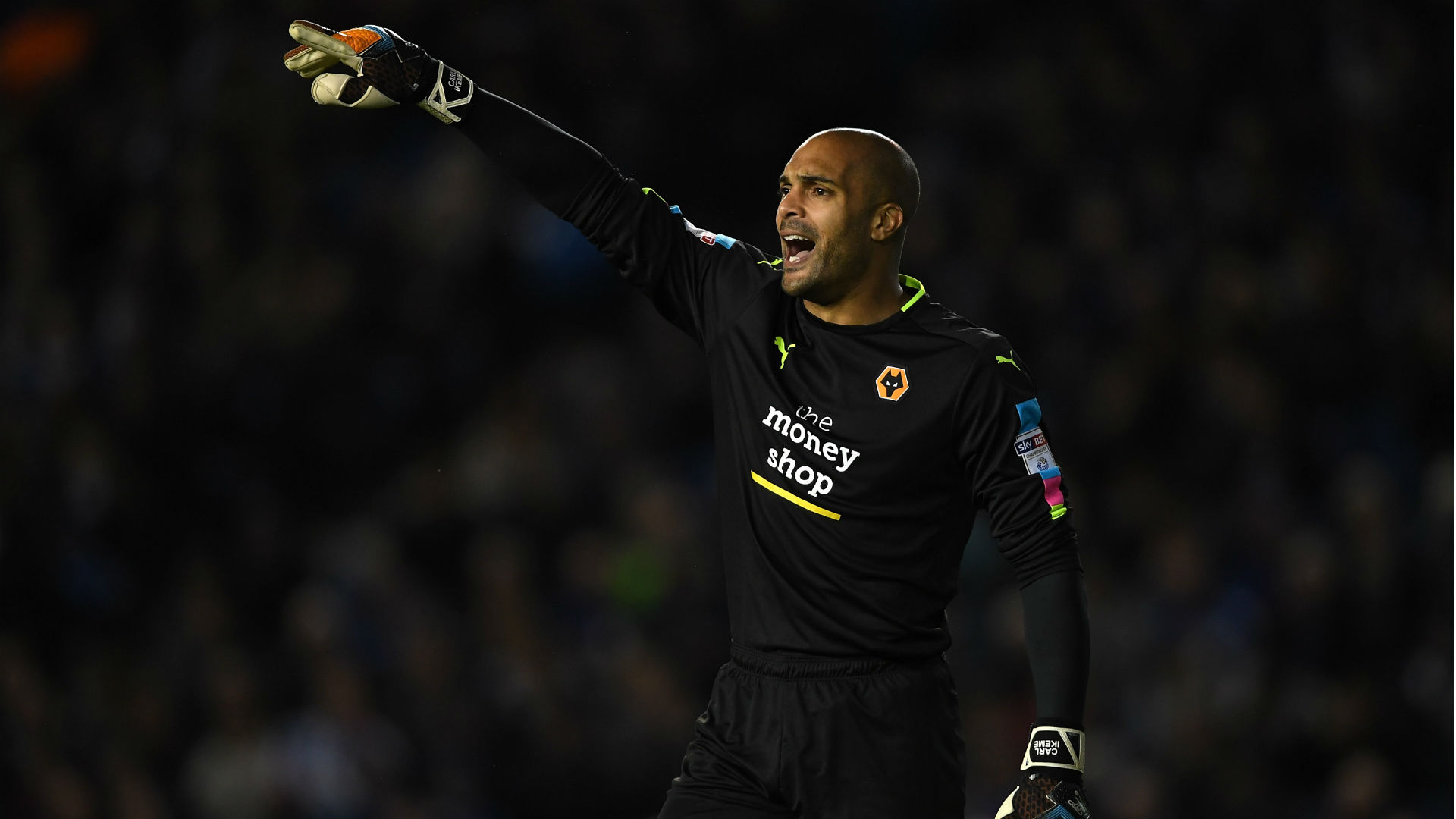 Carl Ikeme - Wolverhampton Wanderers