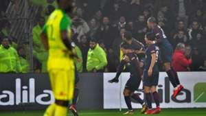 Nantes Paris Saint-Germain PSG 14012018