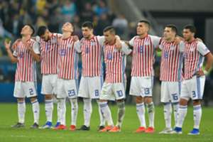 Paraguay Brasil 2 (Paraguay) 28-06-19