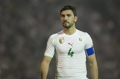 عنتر يحيى يقترب من الانضمام للجهاز الفني لمنتخب الجزائر   Goal.com