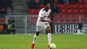 Bongani Zungu Amiens SC Ligue 1 2 December 2017