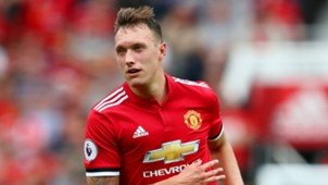 Phil Jones Manchester United 2017