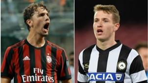 Locatelli Jankto - Milan Udinese