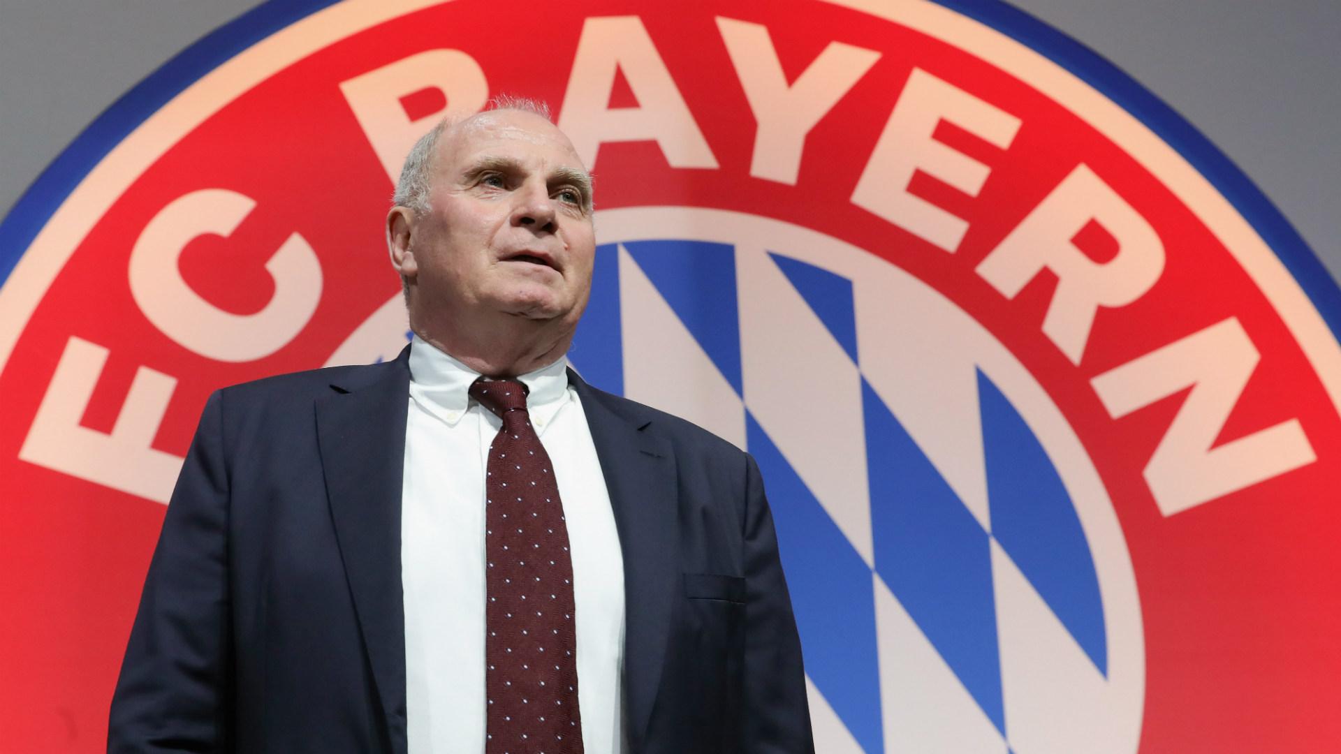Uli Hoeneß FC Bayern JHV 30112018