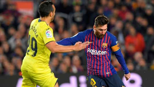Lionel Messi Barcelona Villarreal LaLiga 02122018