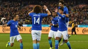 Thiago Silva Brazil v Australia Friendly 13062017